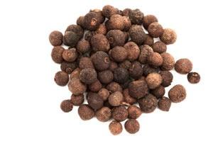 Allspice berries.