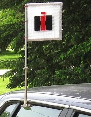 Homemade Car Locator