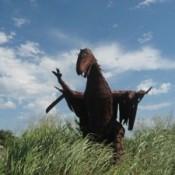 Jurassic Art (Rose Hill, KS)
