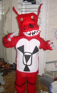 Guilmon costume