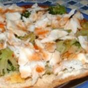 Toasty Halibut Tortillas
