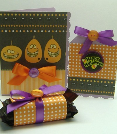 card, tag, and treat
