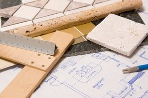 tiles and plans