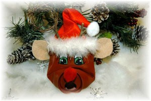 soda can Rudolph