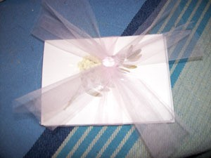 Dried Flower Note Cards