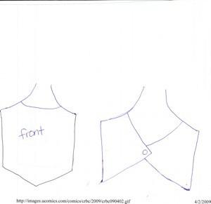 Simple Shirt Pattern