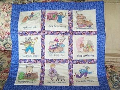 Baby Quilt Ideas | ThriftyFun : baby quilts ideas - Adamdwight.com