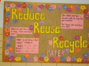 School Bulletin Board