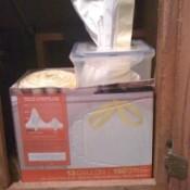 Garbage Bag Dispenser