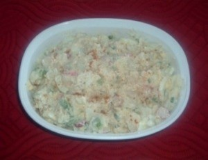 Cooked Potato Salad Dressing