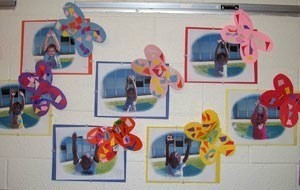 Picture Me Craft for Kids