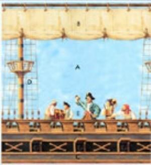 Recess Pirate Wallpaper