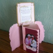 Mother's Day Card - Remembering Mother