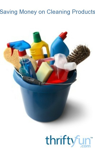 Thrifty Tips On Cleaning Thriftyfun