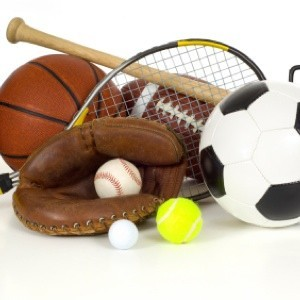 sports balls, etc.