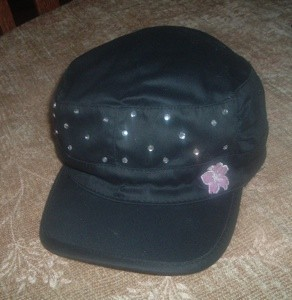 decorated hat