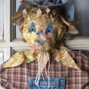 Door Scarecrow