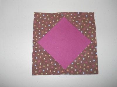 Making A Paper Pieced Quilt Thriftyfun