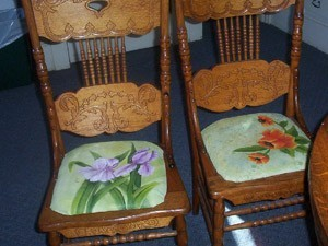 Refurbishing Antique Dining Chairs