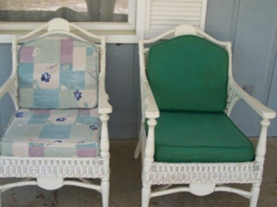 Porch Chair Cushions