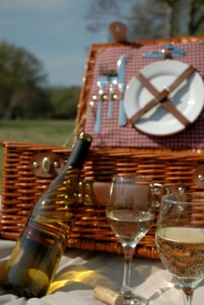 Easy Romantic Picnic For Two