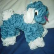 Yarn Dog