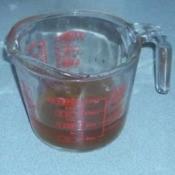 Homemade Conditioning Rinse