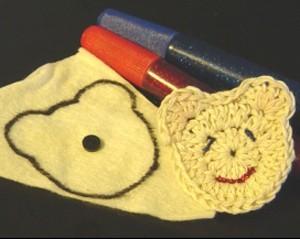 50 Free Crochet Teddy Bear Patterns ⋆ DIY Crafts | 239x300