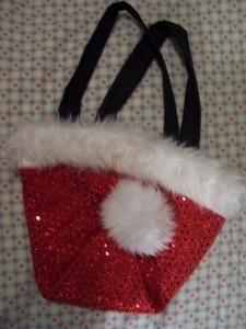 Finished purse.