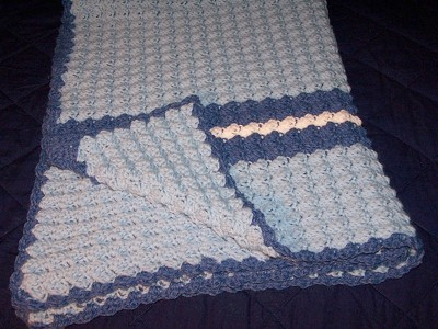 Crocheted Baby Blanket Patterns And Ideas Thriftyfun