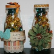 Recycled Gift Bottles