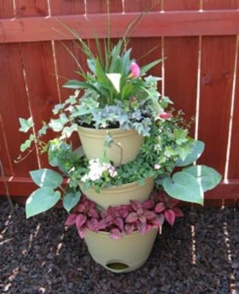 Three Tier Garden Container