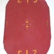 Homemade Roman Warrior Shield For Kids