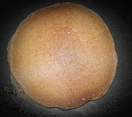 Whole Wheat Pancake