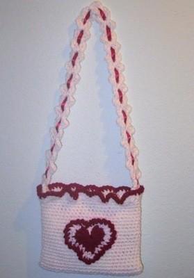 finished purse