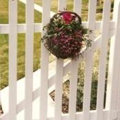 Garden Gate Decor