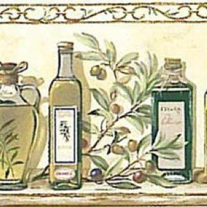 Olive oil wallpaper