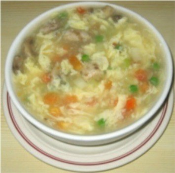 Chinese Egg Flower Soup