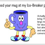 cup cartoon