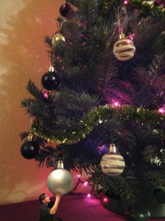 Larger Than Life Christmas Tree