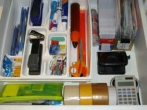 Desk Drawer Organizer