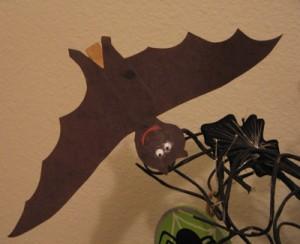 Cute bats.