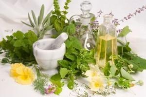 herb diasplay