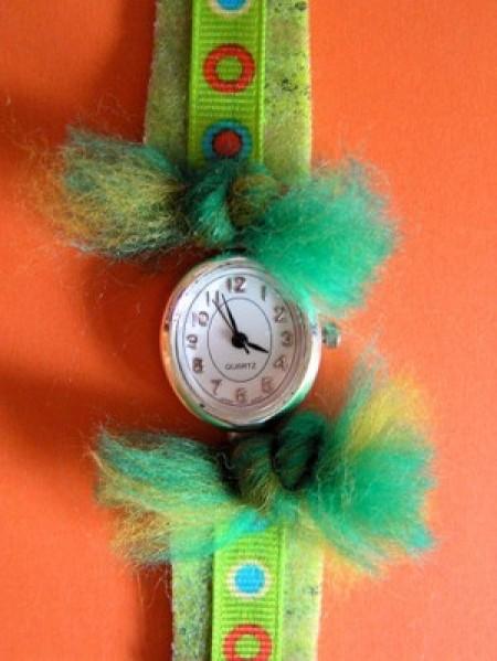 Festive Timepiece