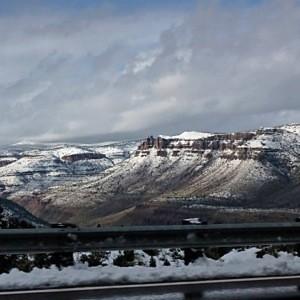 Winter (Pinetop, AZ)