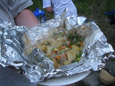 Campfire Foil Packets