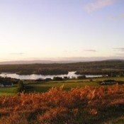 Scenery: Loch Ussie (Scotland)