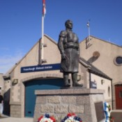 Memorial to Lifeboatmen