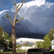 Building Thunderstorm (Benson, MN)