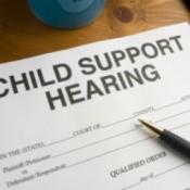 child support paperwork